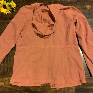 Forever 21 Jackets & Coats - Forever 21 Pink Trench Jacket
